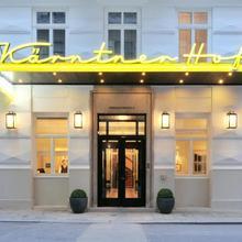 Hotel Kärntnerhof in Vienna