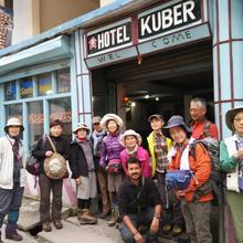 Hotel Kuber in Ghangaria
