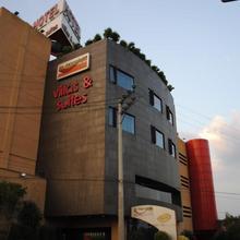 Hotel La Moraleja in Mexico City