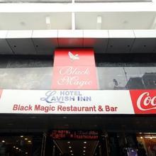 Hotel Lavish Inn Black Magic Restaurant And Bar in Dharamshala