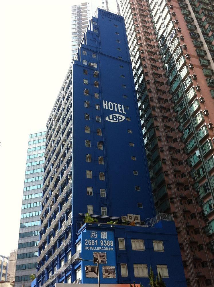 Hotel LBP in Hong Kong