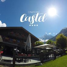 Hotel Le Castel in Chamonix Mont Blanc