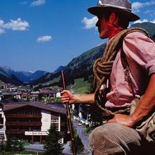 Hotel Lech & Chesa Rosa in Sankt Anton Am Arlberg
