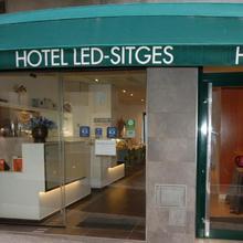 Hotel Led Sitges in Sitges