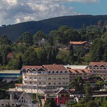 Hotel Leão da Montanha in Campos Do Jordao