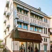 Hotel Les Embruns in Le Touquet-paris-plage