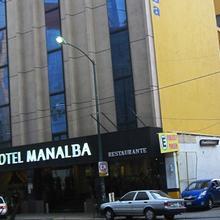 Hotel Manalba in Mexico City
