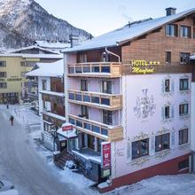 Hotel Manfred in Lech