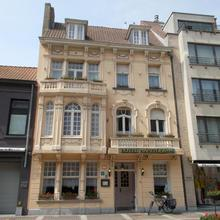 Hotel Manitoba in Brugge