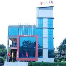Hotel Manju Palace in Nanded