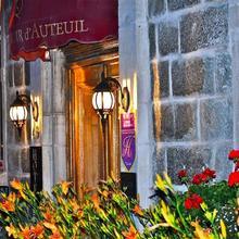 Hotel Manoir D'auteuil in Quebec
