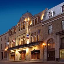 Hotel Manoir Victoria in Quebec