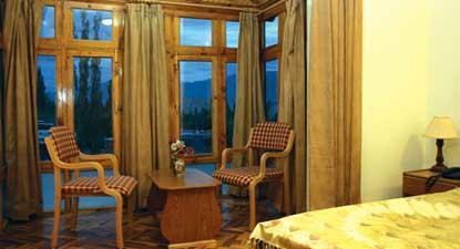 Hotel Mansarovar in Leh