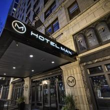 Hotel Max in Seattle