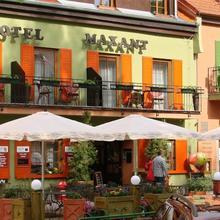 Hotel Maxant in Frydava