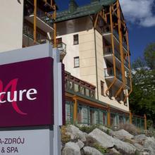 Hotel Mercure Krynica Zdrój Resort&Spa in Tylicz