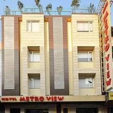 Hotel Metro View in New Delhi