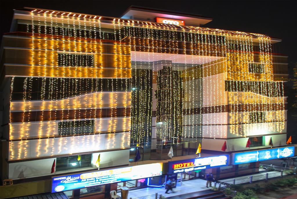 Hotel Micro Continental in Vishakhapatnam