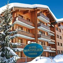 Hotel Montpelier in Basse-nendaz