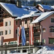 Hotel Mooserkreuz in Lech