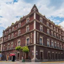 Hotel Morales Historical & Colonial Downtown Core in Guadalajara