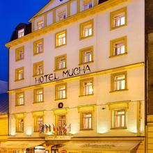 Hotel Mucha in Prague