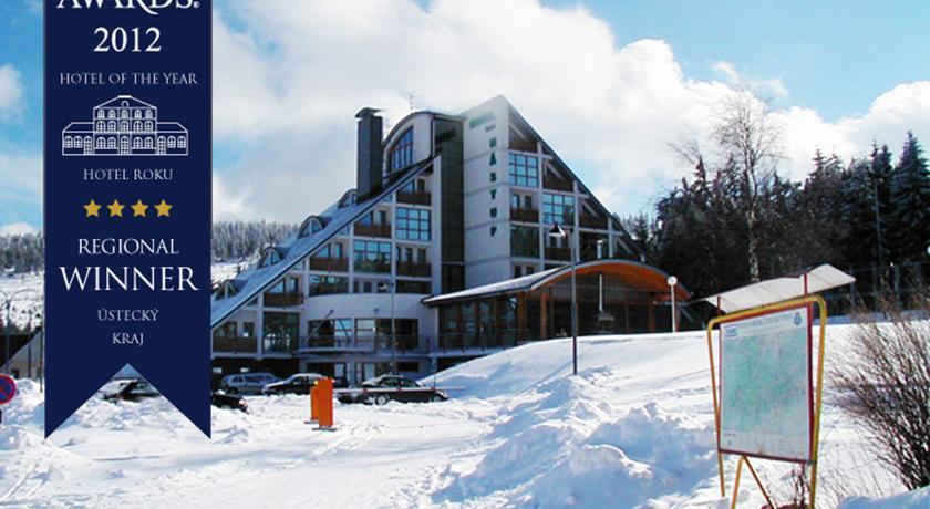 Hotel Nastup in Okounov