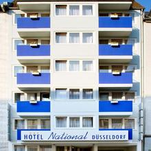 Hotel National Düsseldorf (superior) in Dusseldorf