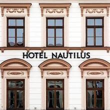 Hotel Nautilus in Becice