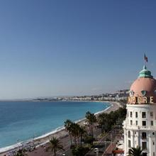Hotel Negresco in Nice