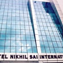 Hotel Nikhil Sai International in Nizamabad