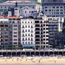 Hotel Niza in San Sebastian