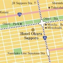 Hotel Okura Sapporo in Sapporo