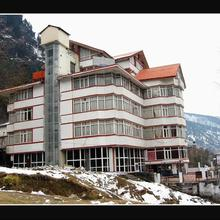 Hotel Out Town in Manali