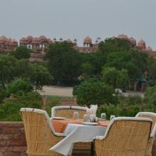 Hotel Palace view in Bikaner