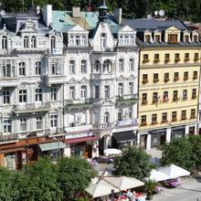 Hotel Palacky in Karlovy Vary