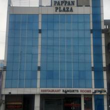 Hotel Pappan Plaza in Palwal