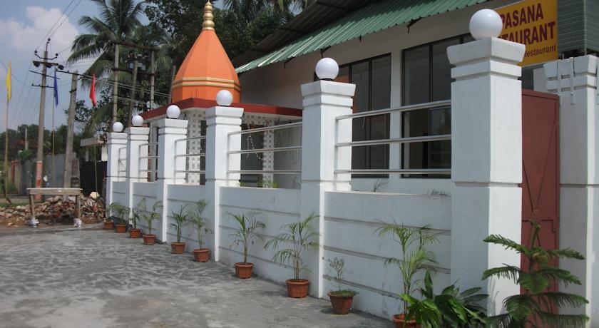 Hotel Parashuram in Kaharpara