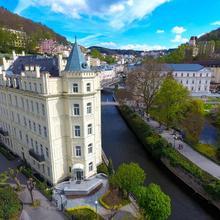 Hotel Pavlov in Karlovy Vary