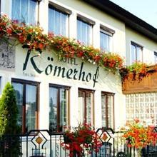 Hotel-Pension Römerhof in Irenental