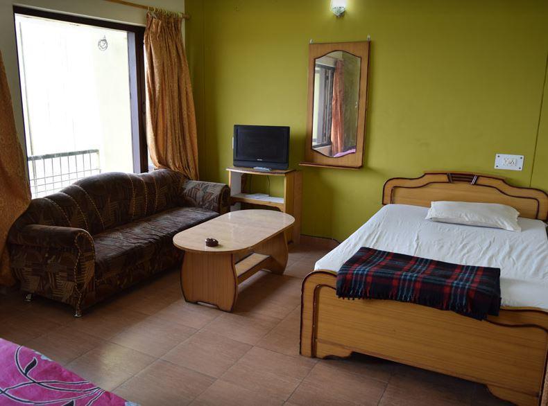 Hotel Pitamber in Mukteshwar