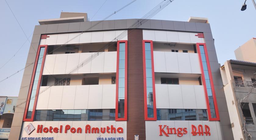 Hotel Pon Amutha in Karur