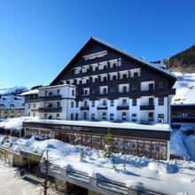 Hotel Post in Sankt Anton Am Arlberg