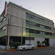 Hotel Prado Floresta in Mexico City