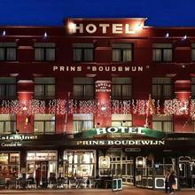 Hotel Prins Boudewijn in Bruges