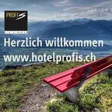 Hotel Profis - Die Zimmer in Dornbirn