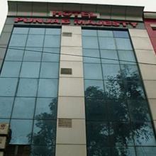Hotel Punjab Majesty Rudrapur in Pantnagar