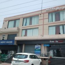Hotel R Plaza in Rajpura
