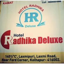 Hotel Radhika Deluxe in Kolhapur