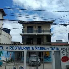 Hotel Rainha De Itapuã in Salvador
